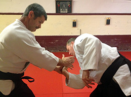 Leicester Aikido Club Training