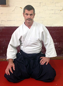 Sensei: Carl Brown